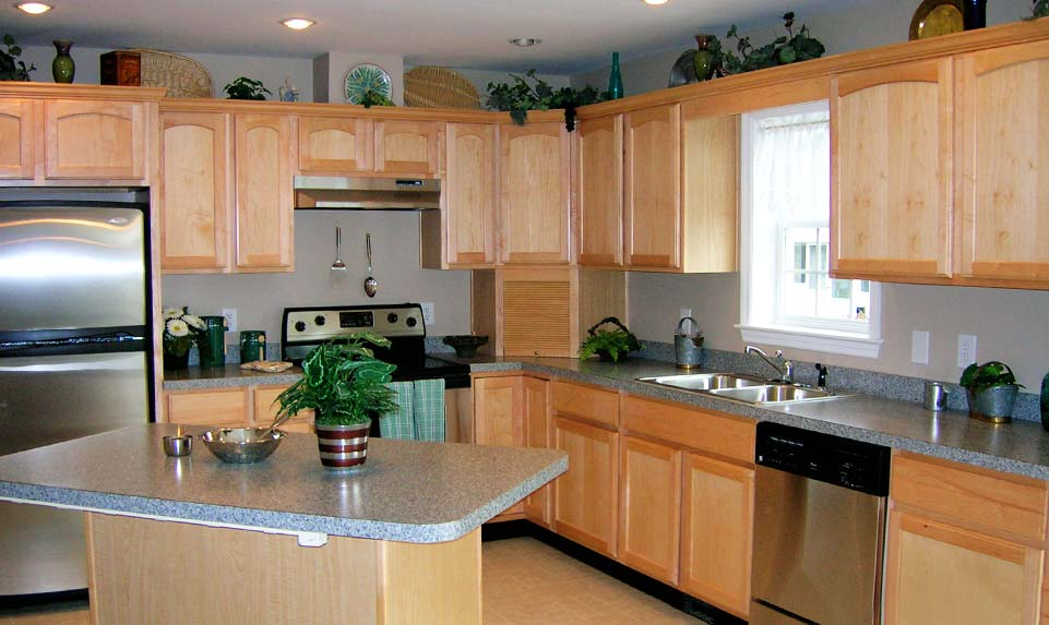 Custom Modular Kitchen in Glens Falls, NY